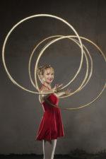 Hula hoop performer Toronto