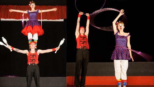 Isabella Hoops Family Circus