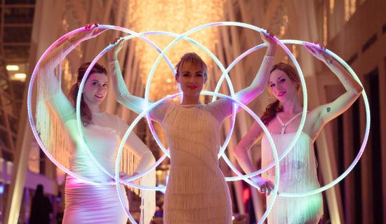 hoop troupe